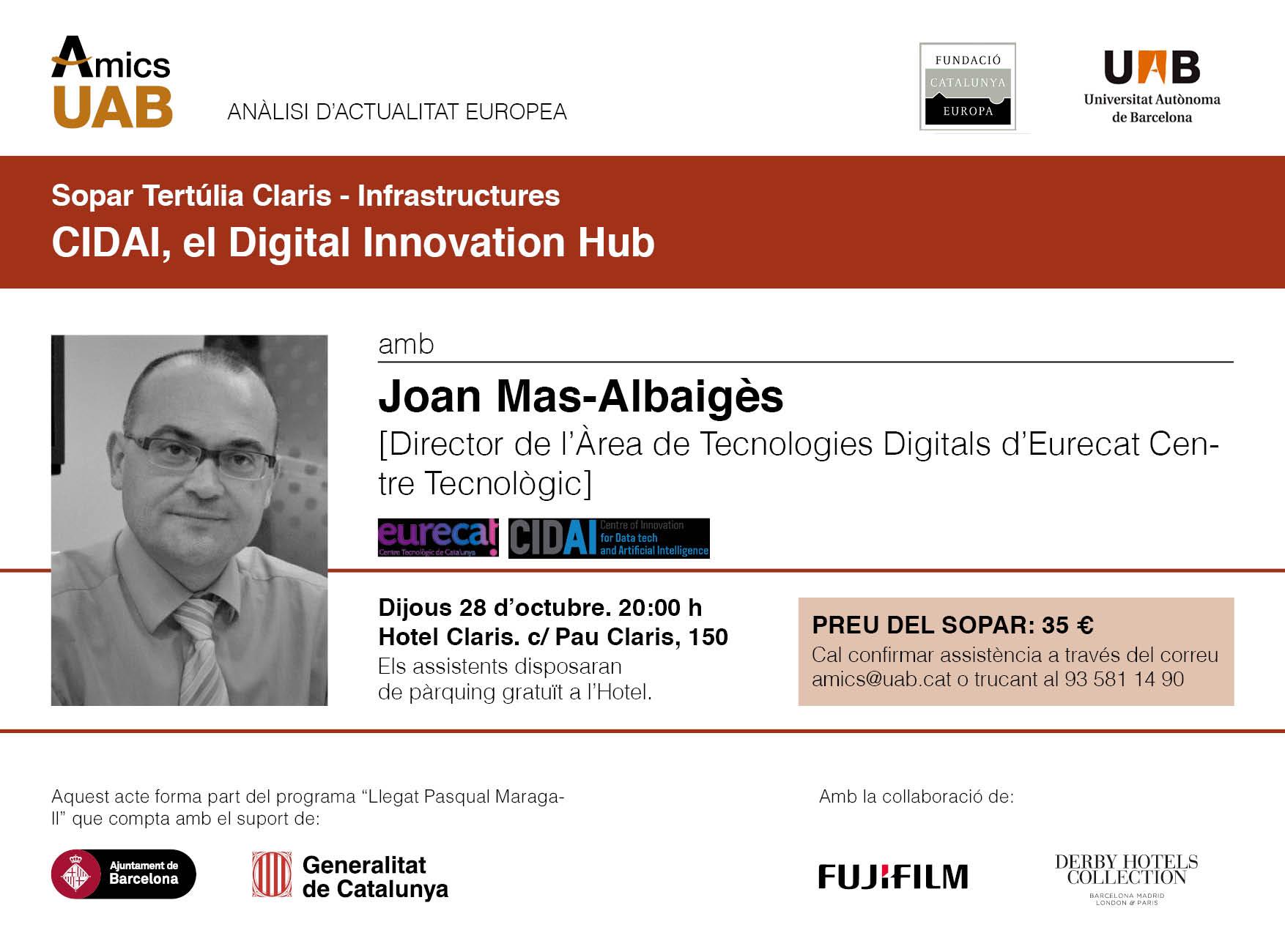 CIDAI, el Digital Innovation Hub