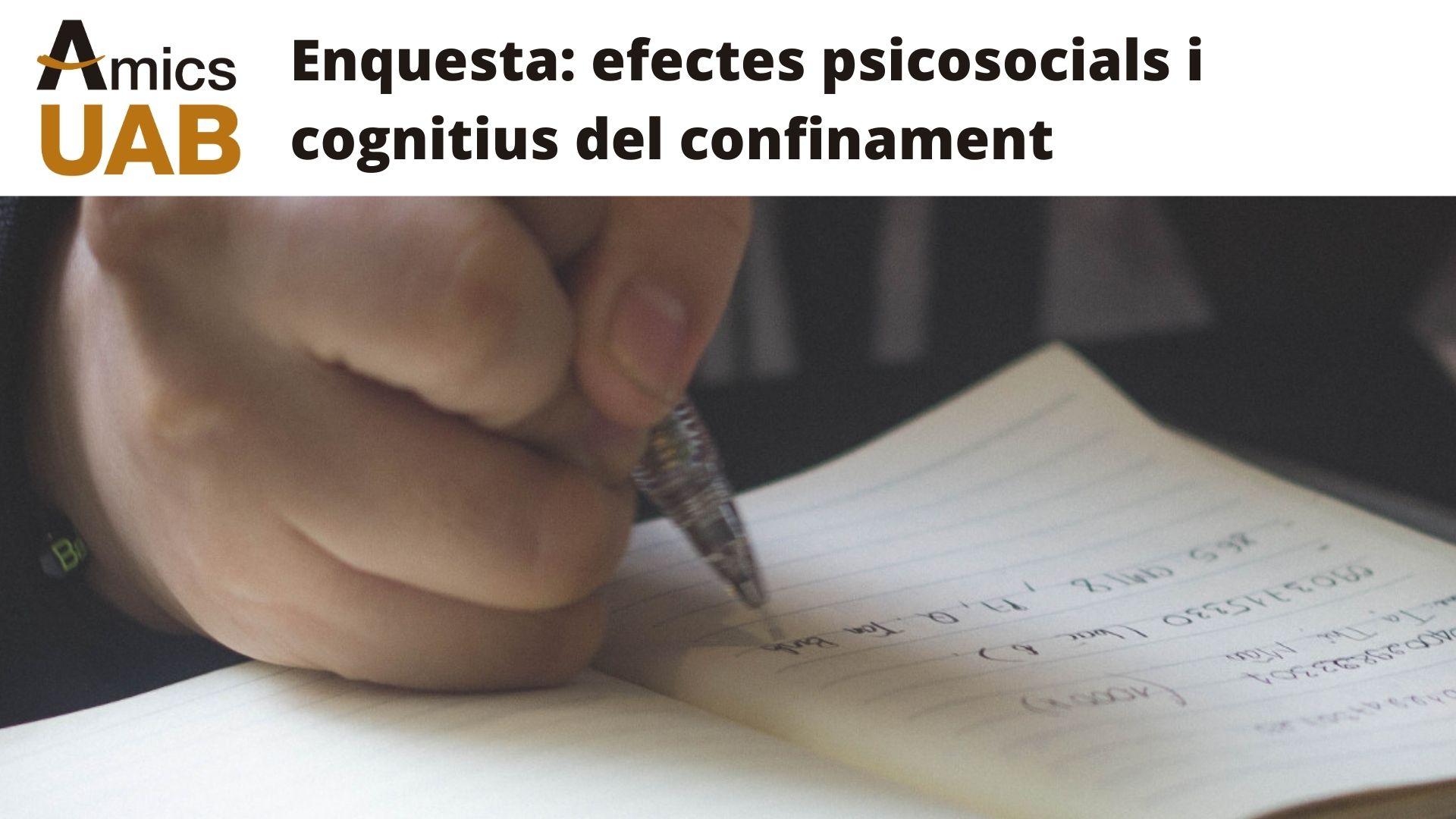 Psicologia confinament