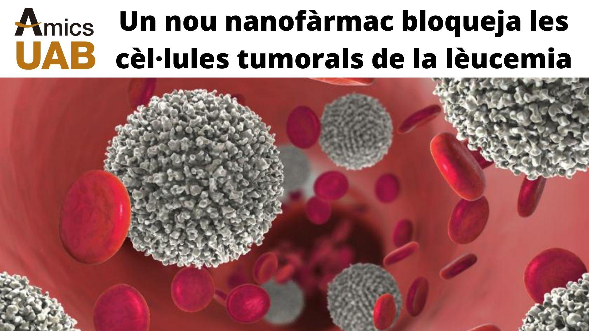 Nanofàrmac leucèmia