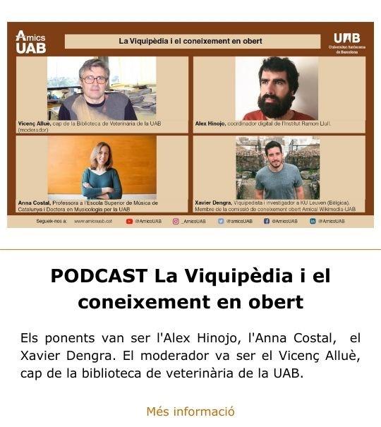 PODCAST Viquipedia
