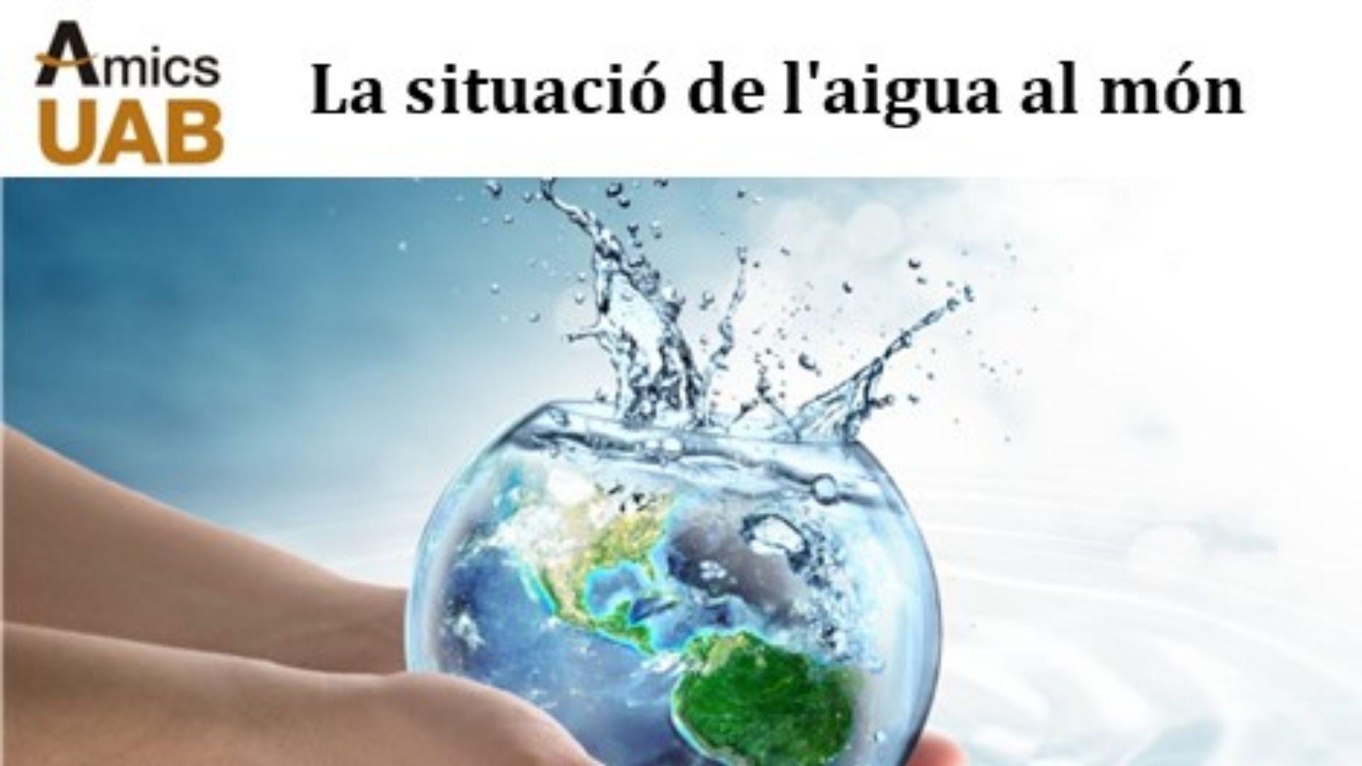 La situació d'aigua al món