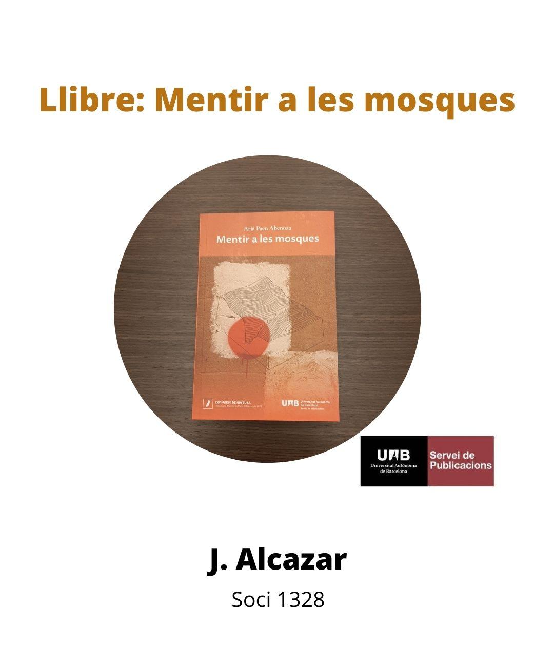 Llibre Servei de publicacionsUAB